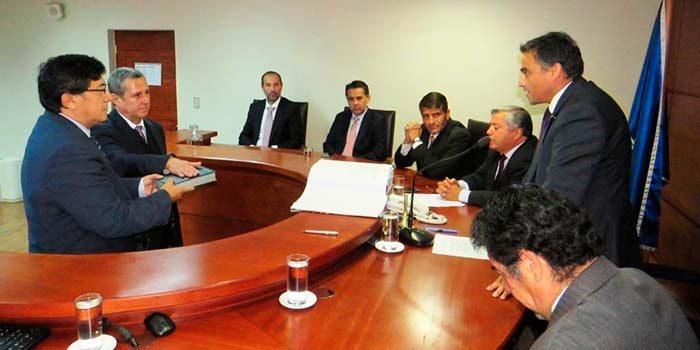 Jura nuevo ministro de la Corte de Apelaciones de Rancagua