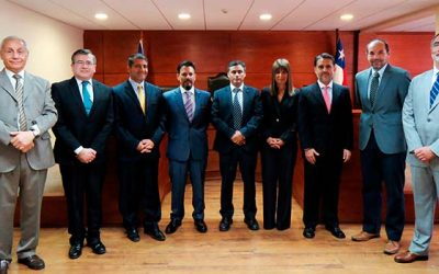 Juran abogados integrantes y relatores de la Corte de Apelaciones de Rancagua