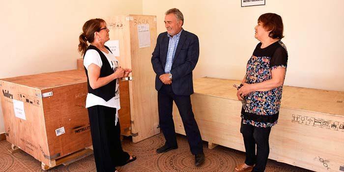 Minvu anuncia inicio de obras de reposición de segundo ascensor