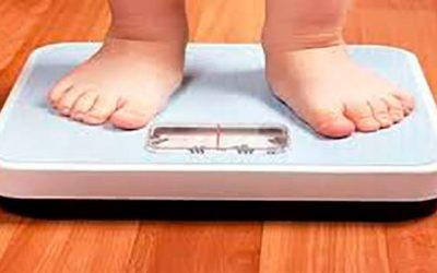 Niños de primera infancia presentan por primera vez disminución en índice de obesidad