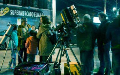 PAR Explora de la Conicyt OHiggins invita a celebrar el Día de la Astronomía