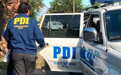PDI Rengo arresta a deudores de pensión de alimentos por más de 9 millones de pesos