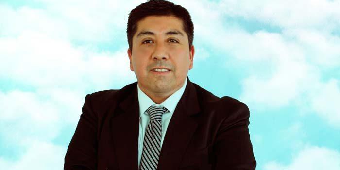 Pedro Ogaz asume como nuevo seremi de Energía en la Sexta Región