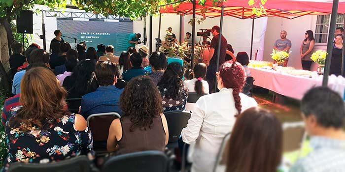 Presentan política cultural regional que definirá el actuar del nuevo Ministerio de la Cultura