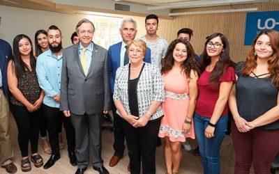 Presidenta Bachelet visita Campus Rancagua de la Universidad de OHiggins