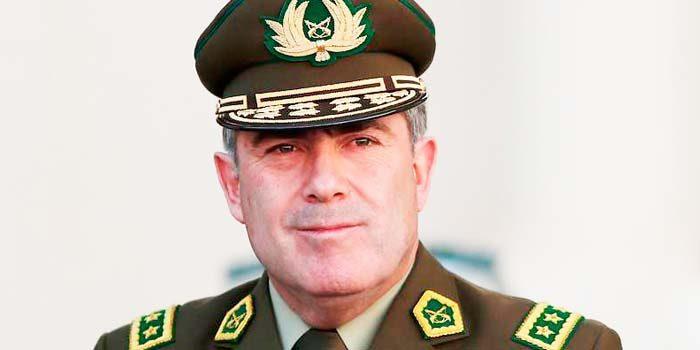 Presidente del CPLT asegura que hoja de vida del nuevo general director de Carabineros