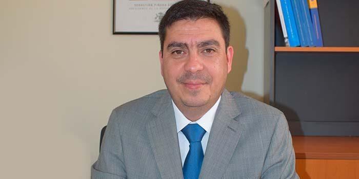 Rodrigo Lagos es el nuevo seremi del Medio Ambiente de la Región