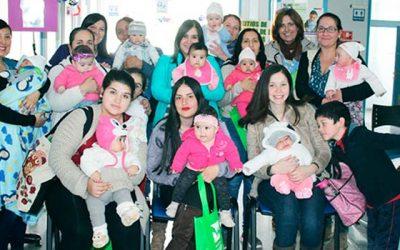 Salud Machalí realiza taller de lactancia materna exclusiva para usuarias locales