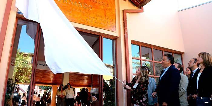 San Fernando inicia oficialmente su año escolar 2018