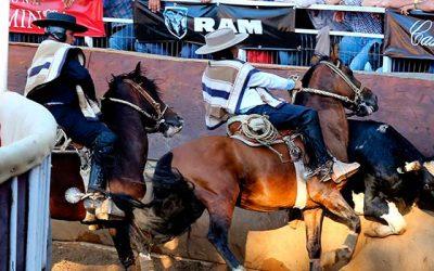 San Fernando vive fiesta del rodeo al albergar la clasificatoria zona centro sur