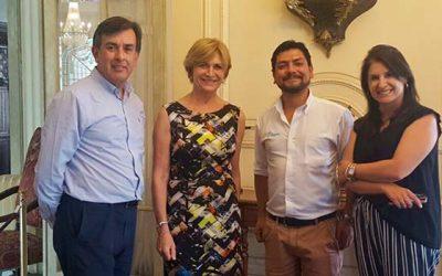 Sernatur se reúne con Municipalidad de Providencia para organizar próxima Fiesta del Vino