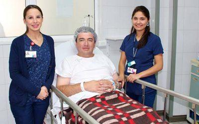Un año cumple sala de Cirugía Mayor Ambulatoria en Hospital Santa Cruz