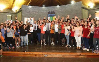 Universidad de OHiggins sella acuerdo con IND