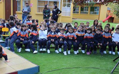 80 millones de pesos recibe escuela Luis Galdames de Rengo