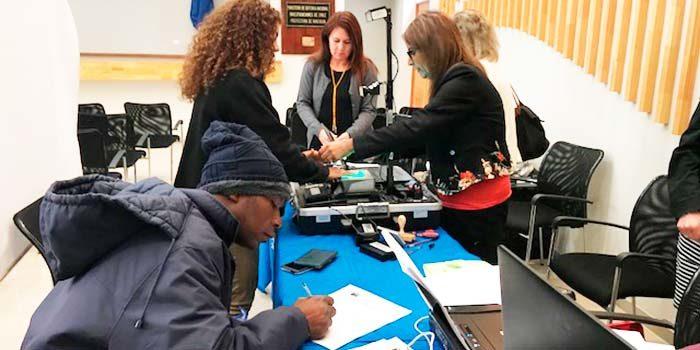 Alianza de trabajo entre Seremi de Justicia, PDI y Servicio de Registro Civil