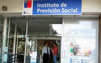 IPS pagará el saldo a favor a través de cuenta bancaria