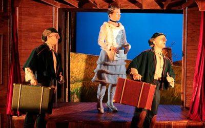 Cámara Chilena de la Construcción lleva la magia del teatro infantil en su Velada para 2