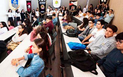 Campeonato Escolar de Matemáticas reunió a más de 450 estudiantes de enseñanza básica y media en la UOH