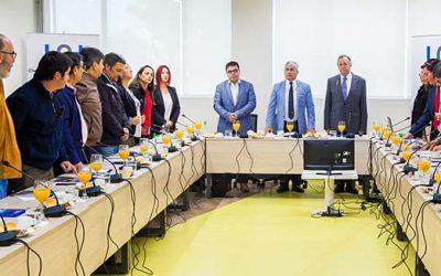 Comisión de Educación del Core sesiona en Campus Rancagua y reafirma espíritu de colaboración con la UOH
