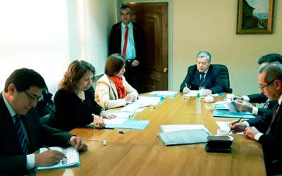 Comisión de libertad condicional de Rancagua inicia su primera sesión del año