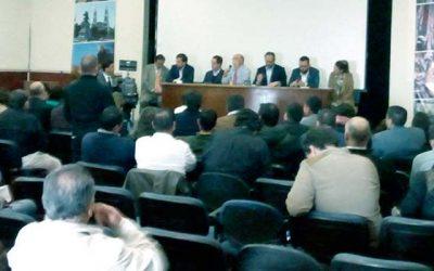 Comisión de Minería de la Cámara sesiona en Rancagua