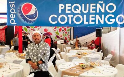 Con su tradicional cocinería chilena el Pequeño Cottolengo se suma nuevamente al Champion de Chile