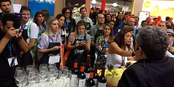 Destacada participación de la Región en feria de turismo World Travel Market Latam Brasil 2018