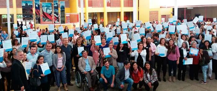 Diputado Raúl Soto oficia al Minvu y Serviu por demora en el inicio de obras de construcción de 245 viviendas en Rosario
