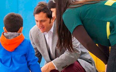Director ejecutivo de Integra realiza primera visita a regiones