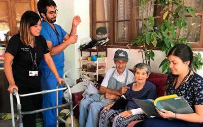 En invierno se refuerza hospitalización domiciliaria del Hospital Santa Cruz