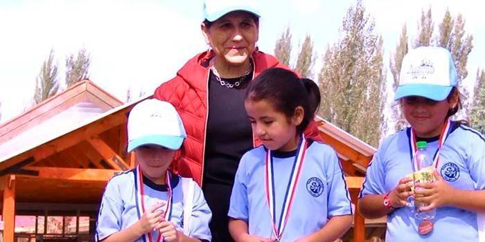 En Palmilla se celebró día mundial de la actividad física