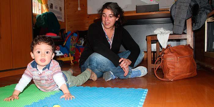 Espacios diseñados para que niños crezcan fuertes y seguros