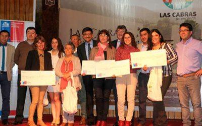 Hasta 5 millones de pesos recibieron los Proyectos del Fondo de Protección Ambiental