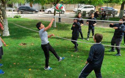 Hospital de Marchigüe incentiva la práctica de actividades física en escuelas de la comuna