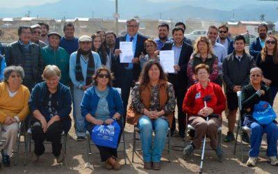 Inician obras de extensión de Plaza Santa Filomena de Rancagua