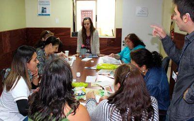 Inician primer grupo terapéutico para usuarias del Cosam del Hospital Santa Cruz