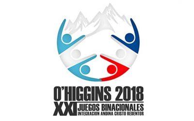 Juegos de Integración Andina, Binacionales 2018