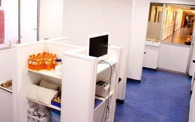 Laboratorio Clínico del Hospital San Fernando inaugura modernas dependencias