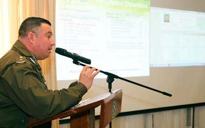 Lanzamiento regional de nuevo sistema táctico de operación policial contra la delincuencia