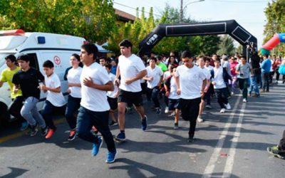 Motivando el deporte y la alimentación sana San Fernando celebra el día mundial de la actividad física