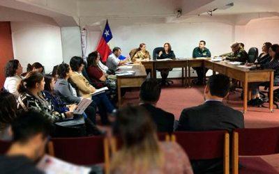 Participativa sexta sesión del concejo comunal de seguridad pública se desarrolla en Rengo