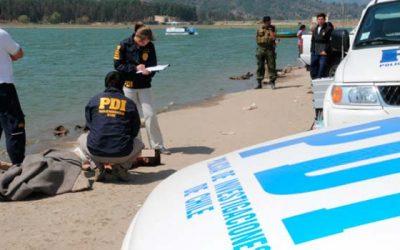 PDI establece identidad de cadáver hallado este fin de semana en Lago Rapel