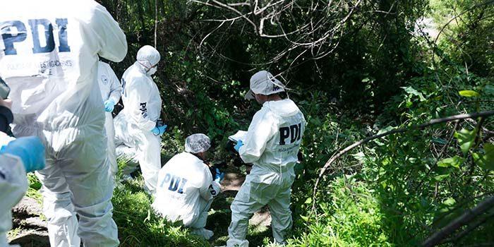 PDI investiga hallazgo de cadáver en Cerro Chancón