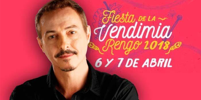 Pedro Aznar inicia segunda jornada de la vendimia de Rengo