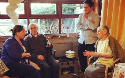 Reconocen a pareja de Litueche que cumplió 73 años de matrimonio