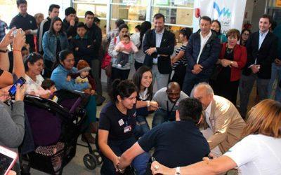 Salud Machalí efectuó evento Promoción más Inclusión es mejor Salud