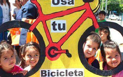 Salud Machalí fomenta beneficios para la salud en el Día Mundial de la Bicicleta