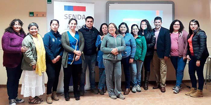 Senda Coinco inicia trabajo con nuevos establecimientos educacionales de la comuna
