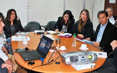 Seremi de Economía se reúne con equipo técnico de Sernatur OHiggins