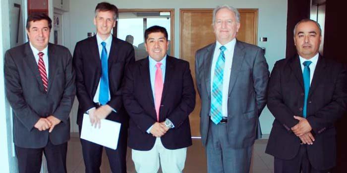 Seremi de Energía coordina planes de contingencia para enfrentar temporada invernal en región